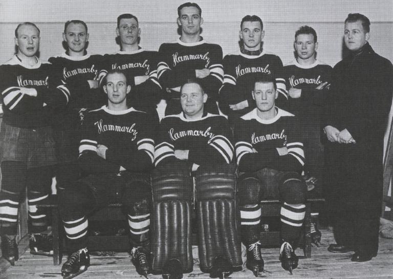 Hammarby Hockey 1940