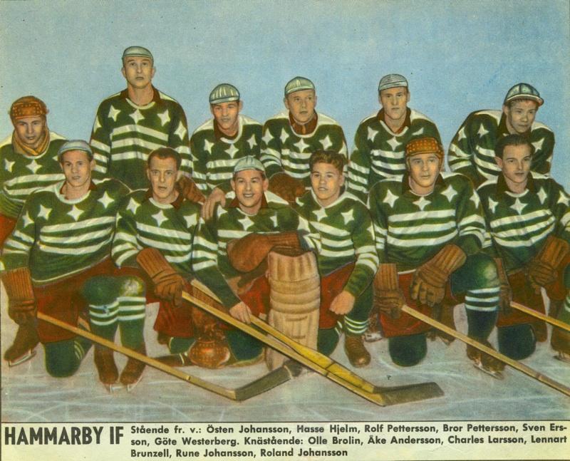 Hammarby Hockey 1952