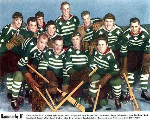 Hammarby Hockey 1957