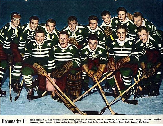 Hammarby Hockey 1959