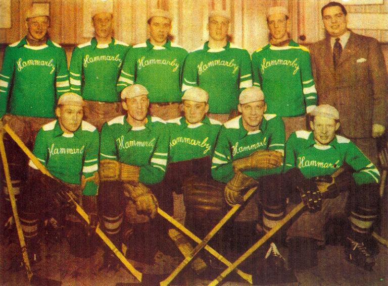 Hammarby Hockey 1943